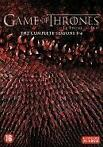 Film Game of thrones - Seizoen 1-4 op DVD
