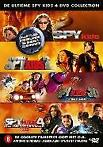 Spy kids 1-4 DVD