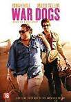 War dogs op DVD