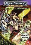 Transformers-return of Megatron DVD