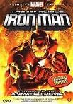 Invincible iron man DVD