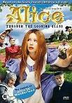 Film Alice through the looking glass op DVD