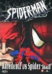 Film Spiderman - daredevil vs spiderman op DVD