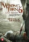 Film Wrong turn 6 - Last resort op DVD
