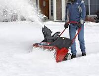 #1 SNOW REMOVAL Burlington,Oakville BEST PRICES & SERVICE