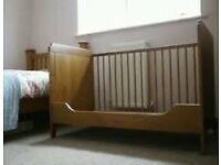 IKEA cot/cotbed