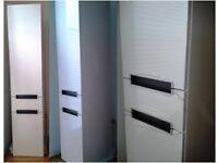 2 x Villeroy & Boch bathroom Cabinets