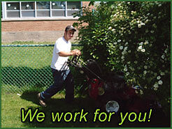 Envirocuts Lawn Care Maintenance & Gardening.