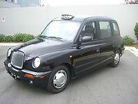 Tx2 Manual street cab exclusive rental. £270 PW