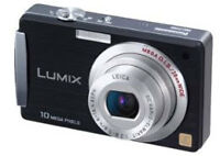 Panasonic LUMIX DMC-FX500 10.1 MP Digital Camera