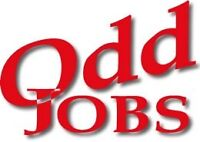 Odd jobs, Dump runs, scrap removal, etc