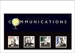 British Royal Mail Mint Collector Stamps COMMUNICATIONS