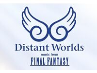 Distant World Final Fantasy Orcestra Tickets - AMSTERDAM