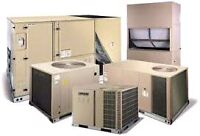 High Efficient Furnace / Air Conditioner installations.