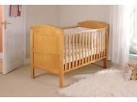 East Coast Angelina Cot Bed
