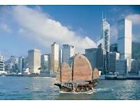 Sales Executive - Ex pats English speakers wanted - Hong Kong - 120k OTE - Relocation package Inc