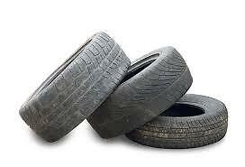 Used Tires Variety of Summer, Winter, All Season Sizes