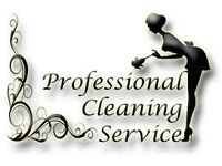 Professional, fast, reliable, domestic, office and end of tenancy cleaning services.