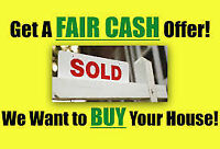 WANTED - ANY PROPERTY BY LOCAL CASH BUYER