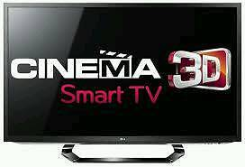LG TV LED 3D SMART TV