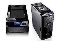 FAST SSD Dell XPS 420 Quad Core Gaming Desktop Computer PC AUTOCAD