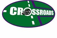 CROSSROADS AT THE BRUCE TRUCK DRIVER TRAINING