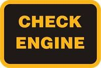 Check Engine $10, ABS light $10