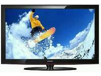 Samsung 50 inch HDReady 600Hz TV with DNIe processor and Freeview