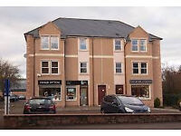 Beauly, Inverness-shire: Smart 2 bed flat for rent in vibrant village. Close to all amenities.