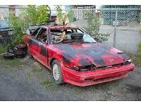 Scrap cars & Vans Wanted ££££ waiting