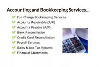 Bookkeeping Services in the Quispamsis Area