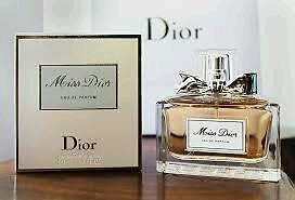 miss dior 100ml perfume new bargain