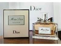 miss dior 100ml perfume new bargain