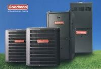 CENTRAL AIR CONDITIONER FROM $1995 INSTALLED !!!