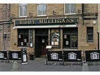Head Chef - Biddy Mulligans
