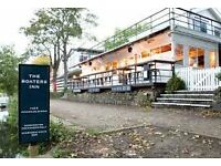 Sous chef needed to join the team at The Boaters Inn, Kingston. £26k - £28k plus tips