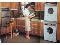Looking for vintage appliances, washers dryers and vacuums from the 1950s and newer