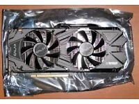 Nvidia 970 GTX 4GB graphics card