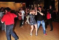 Cours de danse latine  (salsa, merengue, Bachata)