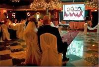 Projector for your wedding