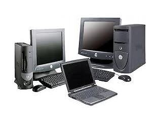 All pc, laptop & desktop repairs and upgrades