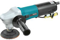 Makita Stone Polisher and pads