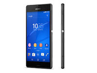 Unlocked Sony Xperia Z3 D6603 16GB 20MP Android Mobile Phone - Black