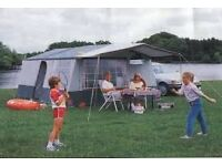 FOR SALE CONWAY TRAILER TENT