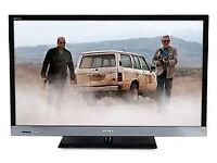 "Sony KDL40EX524 40"" FULL HD LCD TV. NO PEDESTAL FOOT. 6 MONTH WARRANTY."