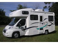 Wanted Parking Space For MotorHome