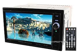 Double Din DVD ---single din  cd players---many to choose from
