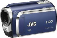 Gently used JVC Everio GZ-MG630 60GB Standard Def Camcorder