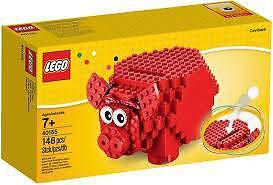 Brand New Lego 40155 Piggy Coin Bank Hornsby Hornsby Area Preview