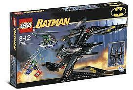 Lego Retired Batman 7780 7782 7784 Star Wars 7751 Sealed!